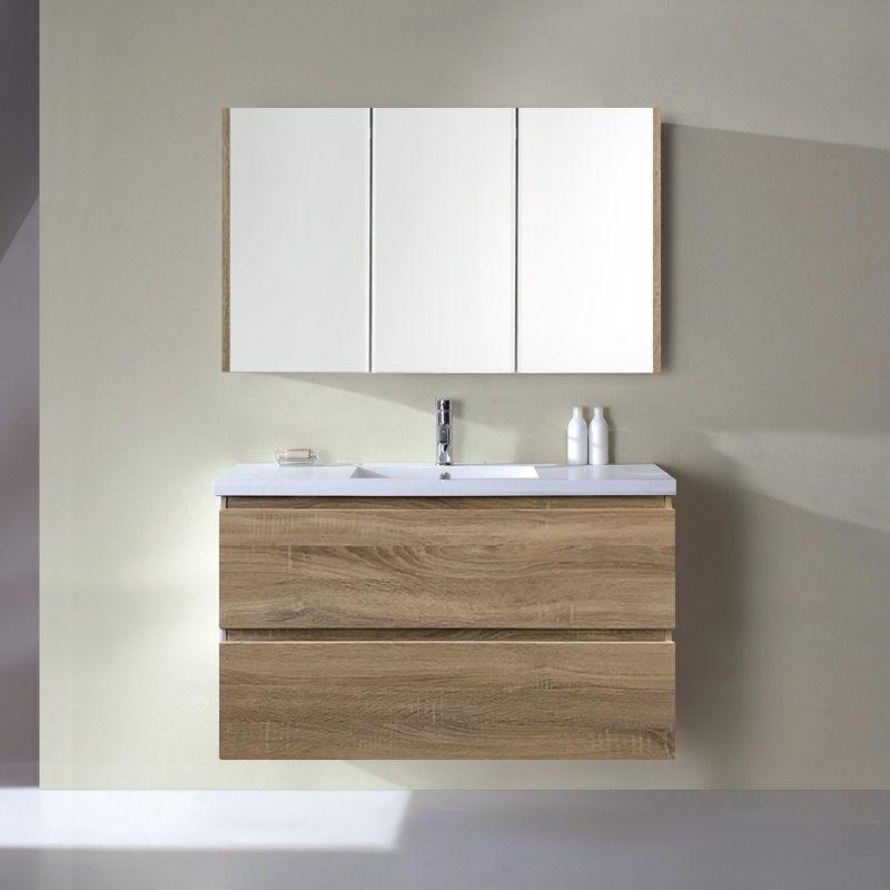 Elegant ... Variation Of BOGETTA 1200mm White Oak PVC Thermal  ...