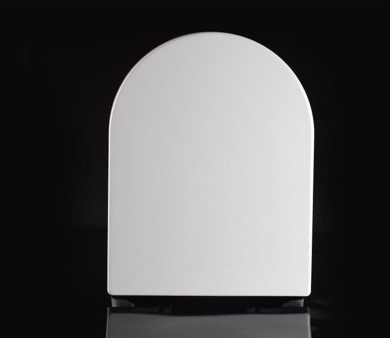 Black D Shaped Toilet Seat Home Design Plan