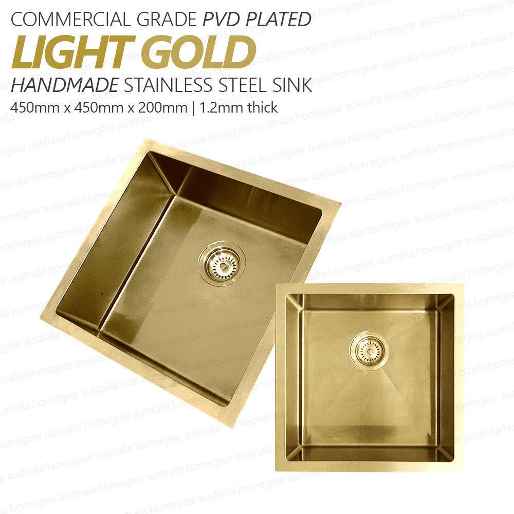 Handmade Stainless Steel Sink | Home design ideas