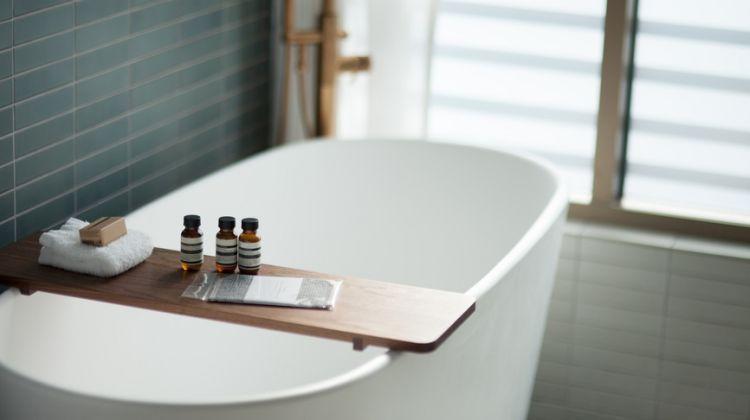 Bathtub Shelf Trays